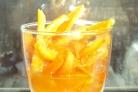 Цукаты из лимонных корок