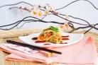 Омлет с рисом по-японски