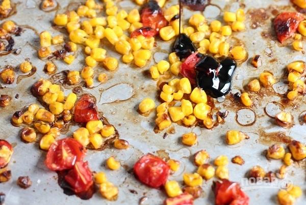 Пикантный кукурузный суп