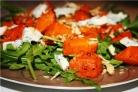 Салат с тыквой и грецкими орехами