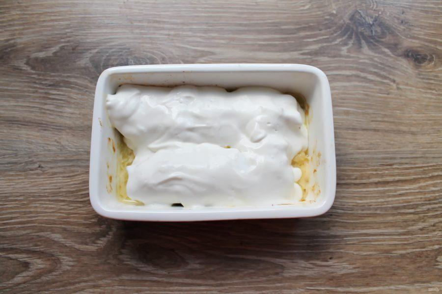 Лимонелла в духовке