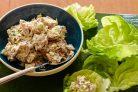 Салат из тунца простой