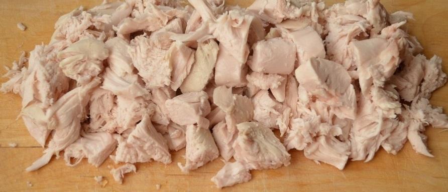 Солянка с курицей в мультиварке