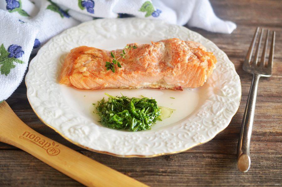 Что приготовить из лосося с фото