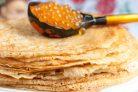 Тонкие блины на кефире (правильный рецепт)