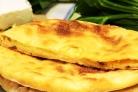 Осетинский пирог с картофелем