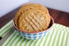 Печенье с арахисовым маслом и медом