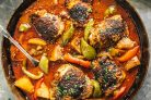 Цыпленок по-африкански Макао
