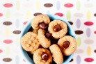 Печенье с медом и шоколадом