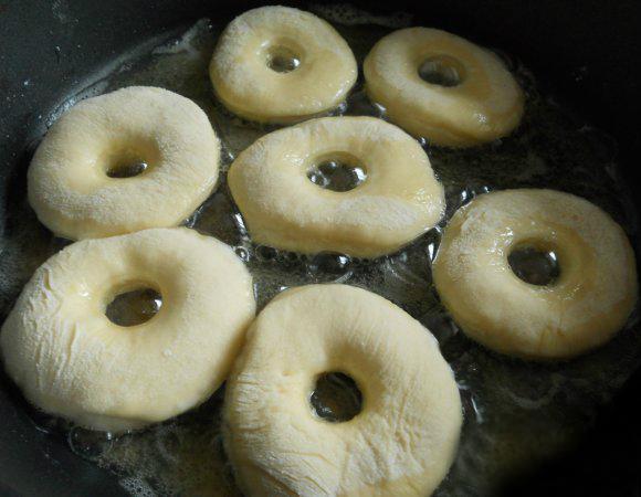 пончики на кислом молоке рецепт с фото без разрыхлителя