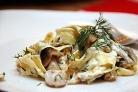 Салат из шампиньонов и яиц