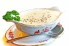 Грибной соус с сыром