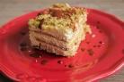 """Торт из печенья """"Юбилейное"""" без выпечки"""