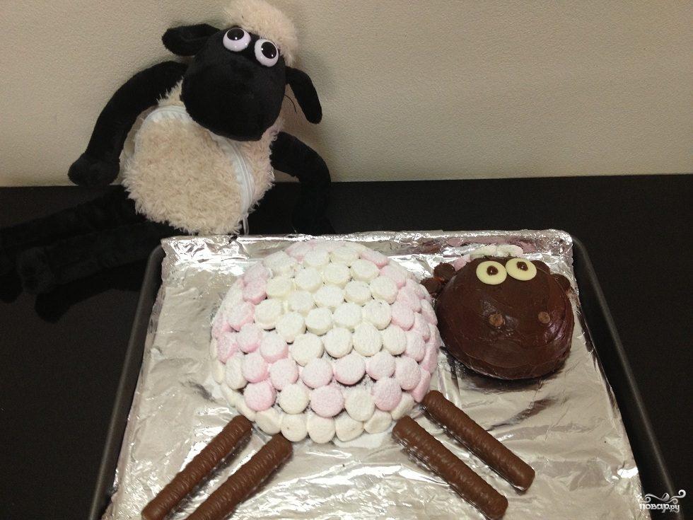 16 блюд в виде овечек готовим