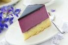 Черничное суфле для торта