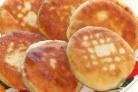 Пирожки с опятами