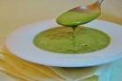Крем-суп из петрушки