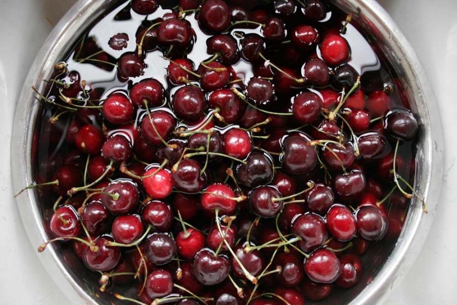 как приготовить желе из вишни на зиму без желатина