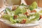 Настоящий салат Цезарь