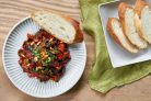 Сицилийское овощное рагу Капоната