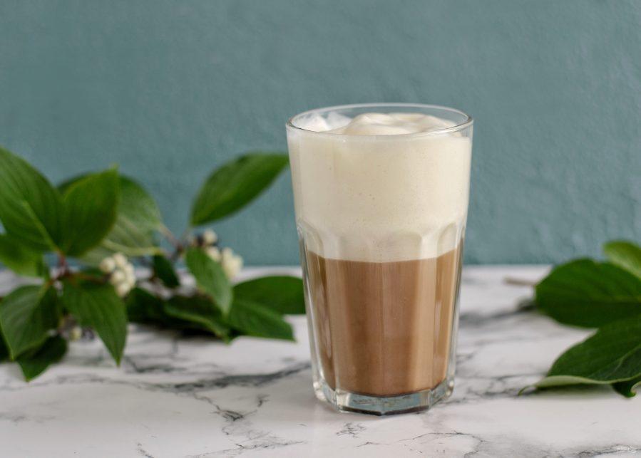 Кофе на соевом молоке