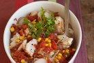 Жаркое из трески и картофеля по-мексикански