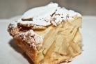 Быстрый сладкий пирог на кефире