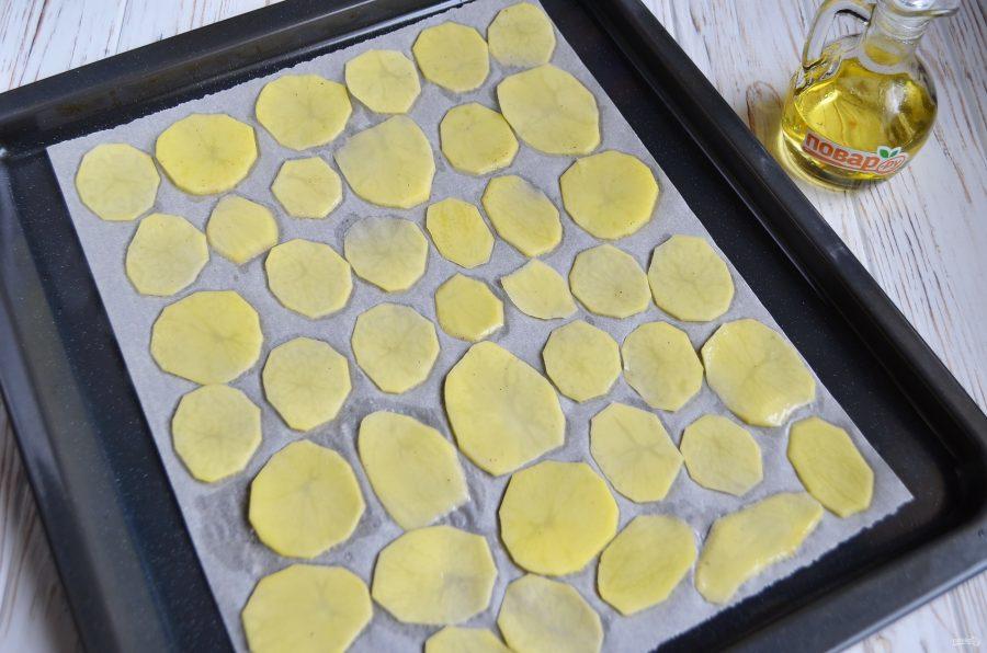 Приготовление чипсов дома