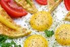 Яичница по-румынски