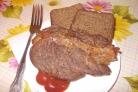 Мясо, запеченное в рукаве