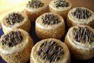 Бисквитное пирожное с масляным кремом