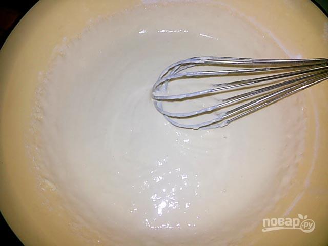 Блины с дырочками на молоке