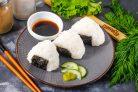 Рисовые колобки Онигири