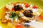 Суп из телячьего хвоста