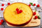 Бисквит без разделения яиц