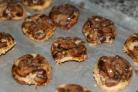 Слоеные тарталетки с грибами