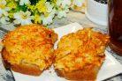 Горячие бутерброды с молодым картофелем