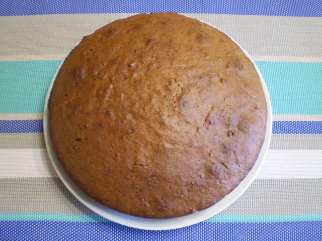 рецепт коврижки на кефире с фото пошагово содержит