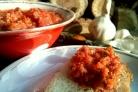 Аджика из помидоров и чеснока на зиму