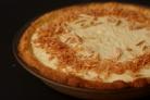 Тарт с кокосовым кремом