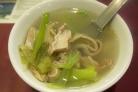Суп с ушками