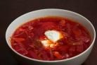 Борщ без томатной пасты