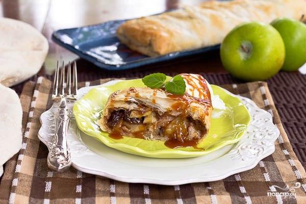 рецепты блюд из яблок