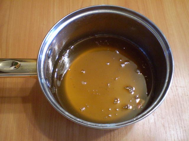 Мёд из бузины