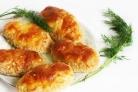 Котлеты с сыром в духовке