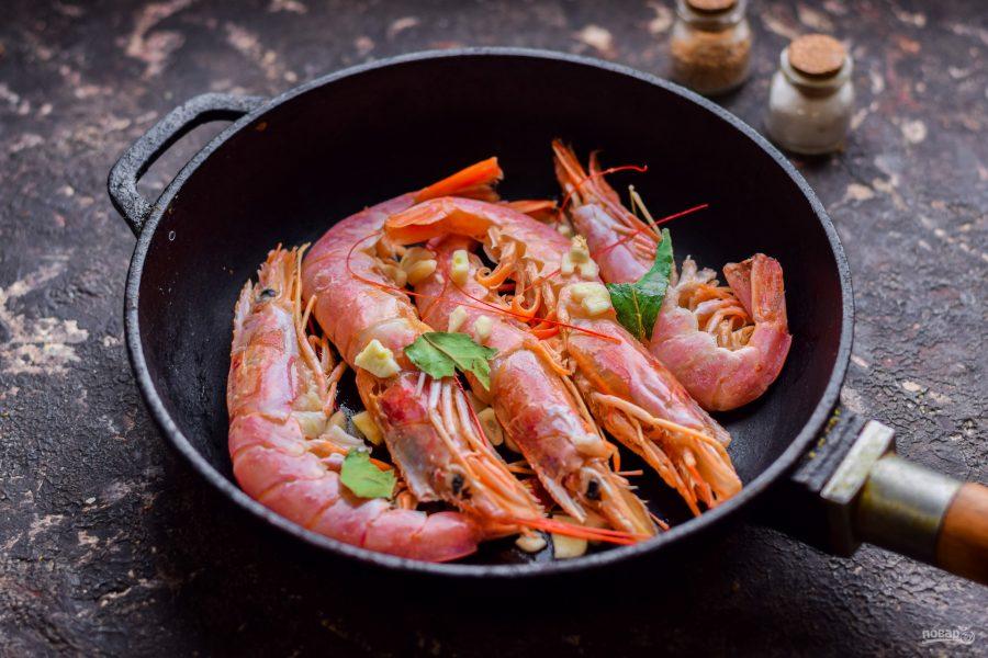 больше информации рецепт лангустинов на сковороде с фото сохраняет
