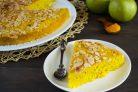 Веганский пирог с кокосом