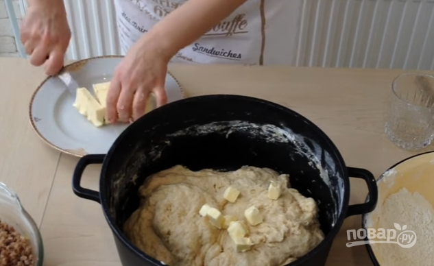 Пирожки в духовке с мясом и другой начинкой