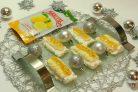 Десерт из меренги с джемом