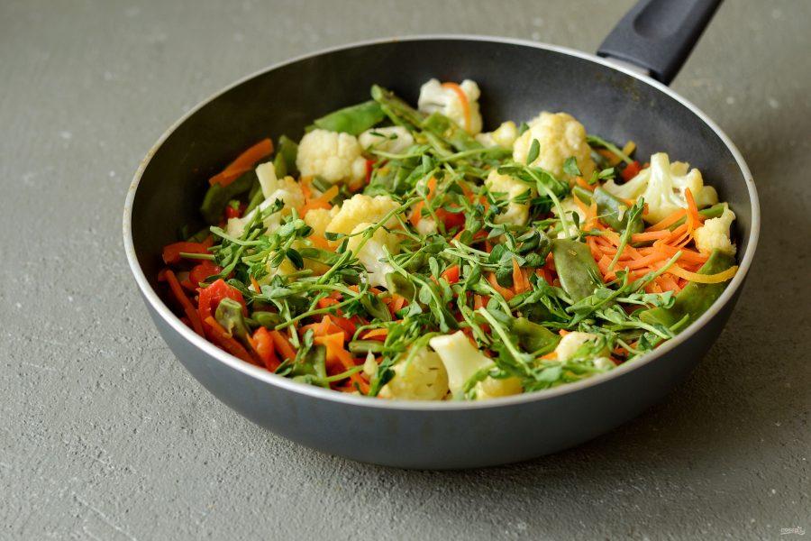 овощи в мультиварке для похудения